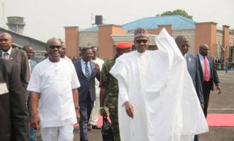Wike: I congratulated Buhari openly… many PDP governors sneak to him at night