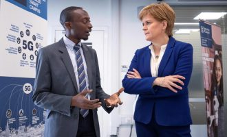 CLOSE-UP: Yusuf Sambo, the Nigerian engineer leading Scotland's 5G revolution