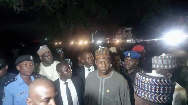 Boko Haram attacks convoy of Borno governor