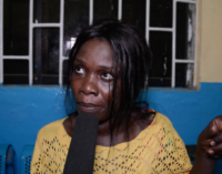 VIDEO: My husband was killed but South African police closed the case, says returnee