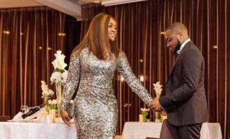 WATCH: 'She said yes' — Davido finally proposes to Chioma