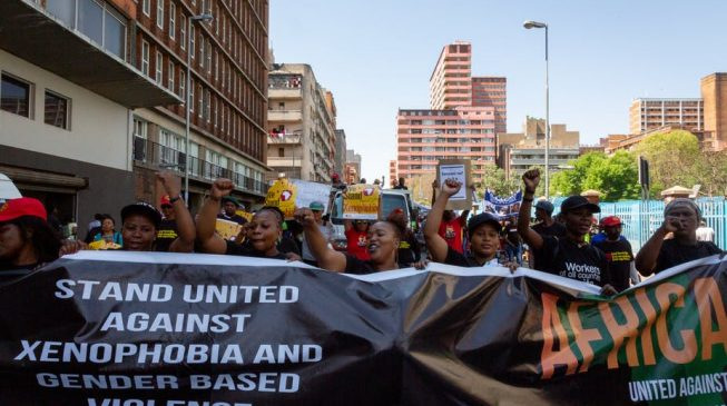 Xenophobia puts SA's moral authority in Africa at risk