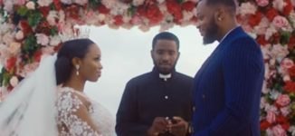 WATCH: Teddy A, Bambam wed in Johnny Drille's 'Count on You'