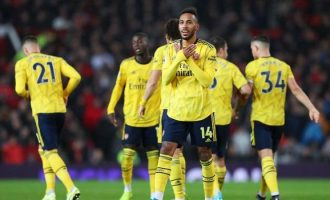 VAR call helps Arsenal secure draw against Man United