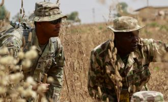 Coalition hails army's super camp strategy , asks Borno, Yobe leaders to support the military