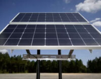 25m Nigerians to pay N4,000 monthly for new solar system