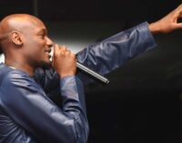 'Vote, not fight' — 2Baba begs Anambra youth ahead of guber poll