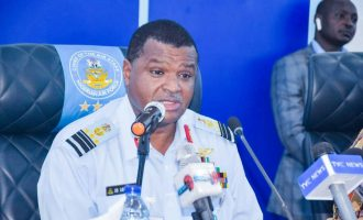 'There's relative peace' — air chief gives reason for troop withdrawal from volatile areas