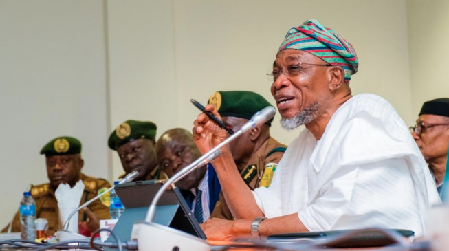 Finally, Aregbesola commends undercover investigation on Ikoyi prisons