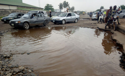 59 years of power outage, horrific roads, insecurity and poverty