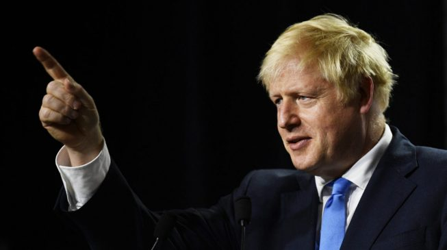 UK results: Boris Johnson returns to power as Conservatives win