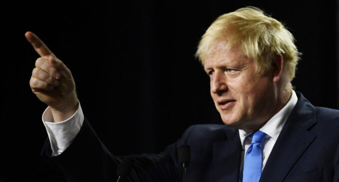 Boris Johnson discharged from hospital
