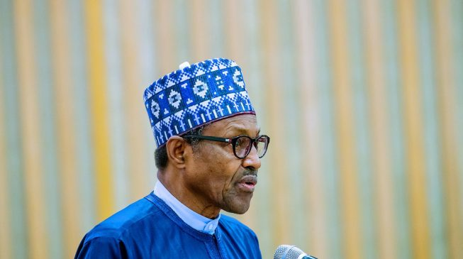 Don't let terrorists divide us, Buhari begs Nigerians over killing of Christians