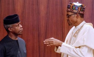 I'll remain loyal to Buhari, says Osinbajo
