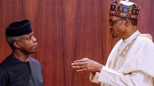 I'll remain loyal to Buhari, says Osinbajo