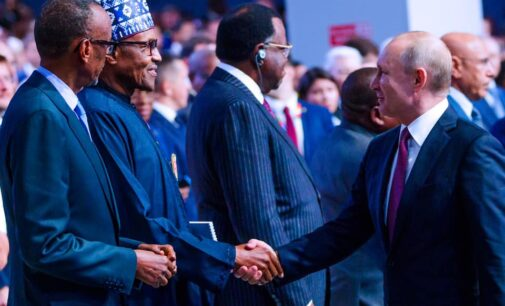 The takeaways from Buhari's visit to Russia