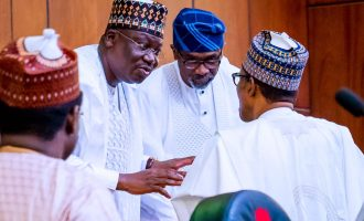 Buhari: We've made a lot of progress working with this n'assembly