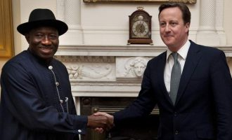 'You are a liar' — Jonathan fires back at David Cameron