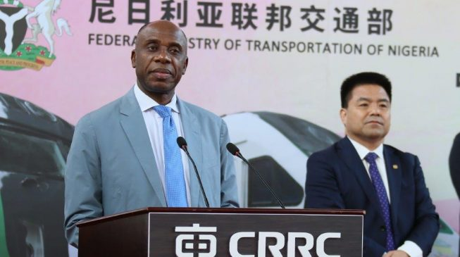 Amaechi: Without loans, there will be no development
