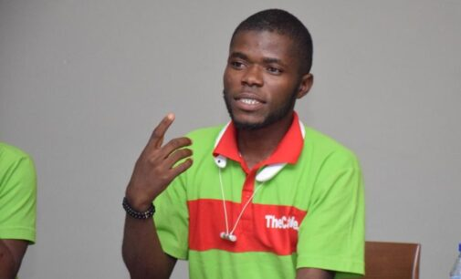 Chinedu Asadu is TheCable Journalist of the Year