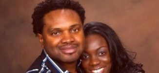 Cobhams Asuquo's wife: I discovered my son's blindness four months after birth