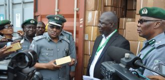 Customs bans import, export of ALL goods through land borders