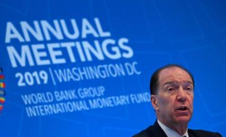 World Bank warns of danger in signing non-disclosure agreements for loans