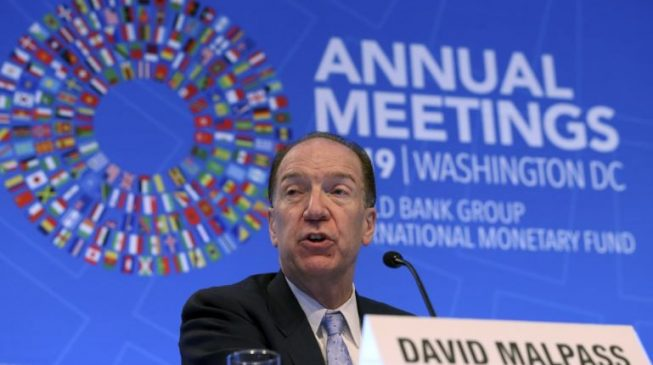 Nigeria gets debt relief from China, G-20