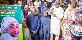 ALERT: Trending video NOT Sadiya Farouq's 'pre-wedding' party
