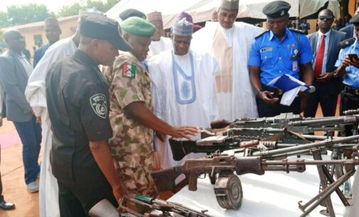 210 bandits 'surrender' in Sokoto, release captives
