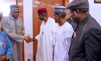 Buhari returns to Abuja after Russia-Africa summit