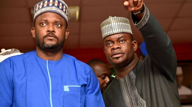Yahaya Bello picks Onoja as Achuba's replacement