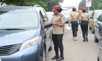 FRSC: Court has empowered us to fine motorists