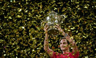 'Swiss Swiss victory' — Perfect 10 titles for Federer on home soil