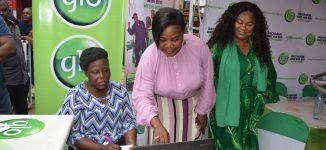 PROMOTED: Glo shuts down Ikeja Computer Village as 100 Nigerians win in 'My Own Don Beta' promo