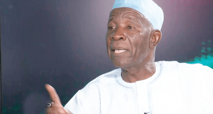 'We're not in a military regime' — Buba Galadima asks Buhari to unfreeze accounts of #EndSARS promoters