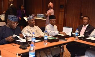 Governors meet in Abuja over bailout fund repayment