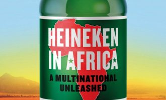 Rovingheights to host Van Beemen, author of 'Heineken In Africa', in Abuja