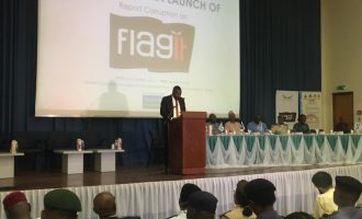ALERT: You can now report any corrupt public officer through FLAG'IT app