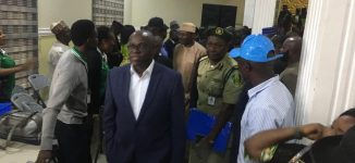 Tension as youth disrupt INEC meeting on Bayelsa guber poll