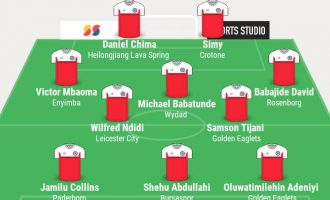 Akpeyi, Abdullahi, Ndidi…TheCable's team of the week