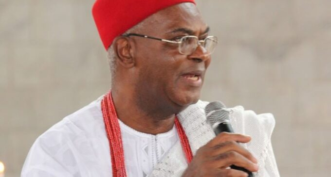 Obi of Onitsha calls for improved infrastructure to suit port operations