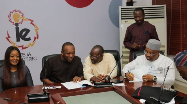 After Magodo, Ikeja GRA inks deal with Ikeja DisCo for 24-hour electricity supply