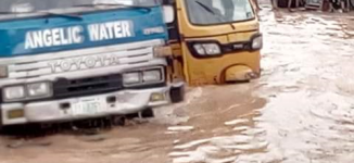 PHOTOS: Again, flood wreaks havoc in Lagos