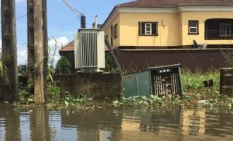 'Don't abandon us in this flood' — residents of Isheri north beg Sanwo-Olu
