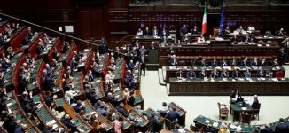 Italy to cut number of senators from 315 to 200 to save cost