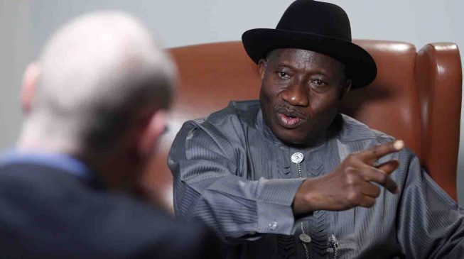 Jonathan: I fired my service chiefs twice in five years