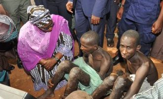 11 rescued at another 'torture centre' in Kaduna