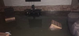 'It is turning into an aquatic habitat' — reactions trail flooding in Lagos
