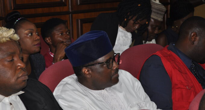 EFCC to FHC chief judge: Don't reassign Maina's case to another judge